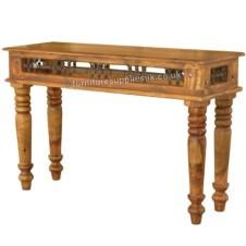 Jali Console Table
