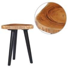 Coffee Table 40x45 cm Solid Teak
