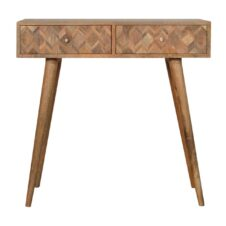 Mango Wood Console Tables